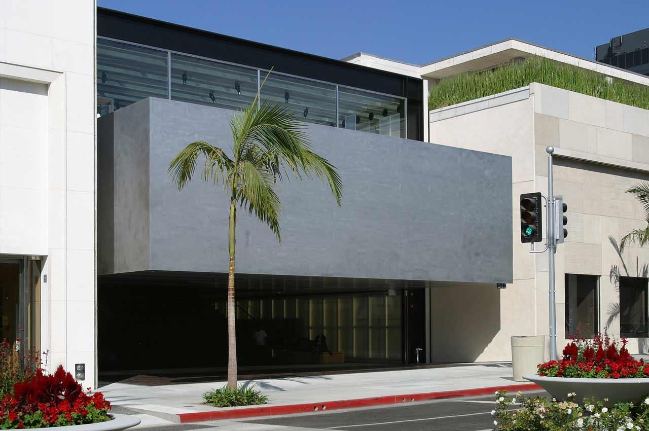 Wz Arc Project Prada Epicenter Beverly Hills